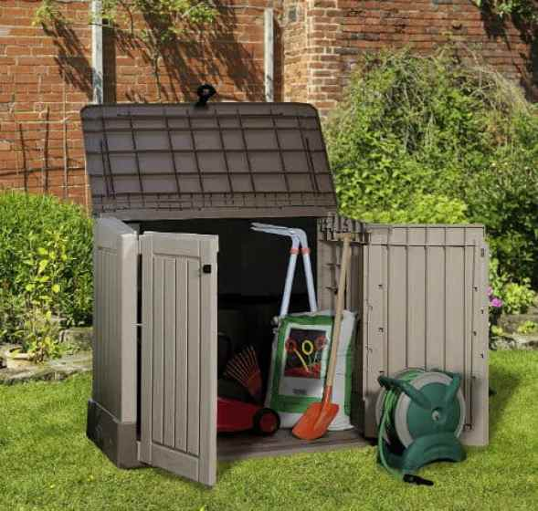 Keter Store It Out Midi Outdoor Plastic Garden Storage Box Review