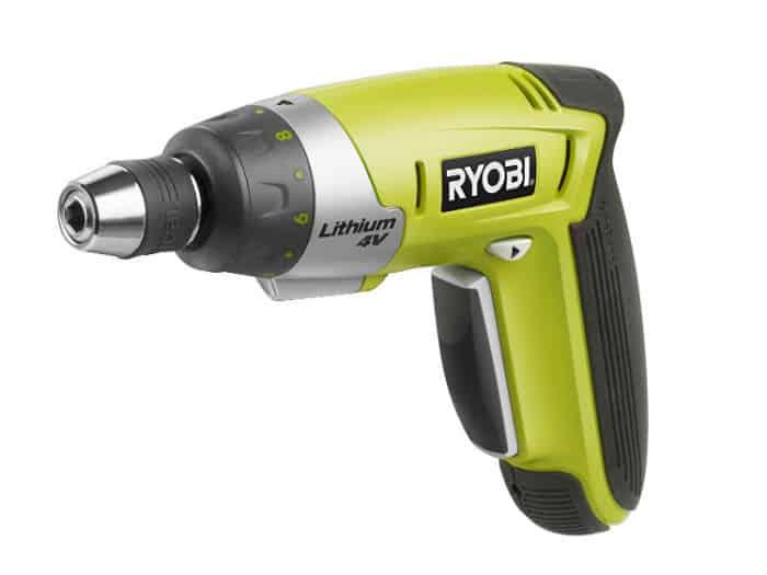 Ryobi CSD4130GN 4V 1.5Ah Li-Ion Screwdriver Review