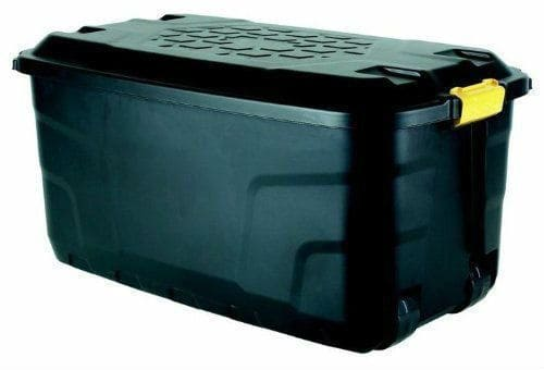 Ward 145 Litre Storage Trunk on Wheels Review