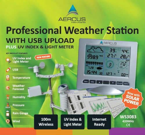 Weather Station Wireless WS3083 Review