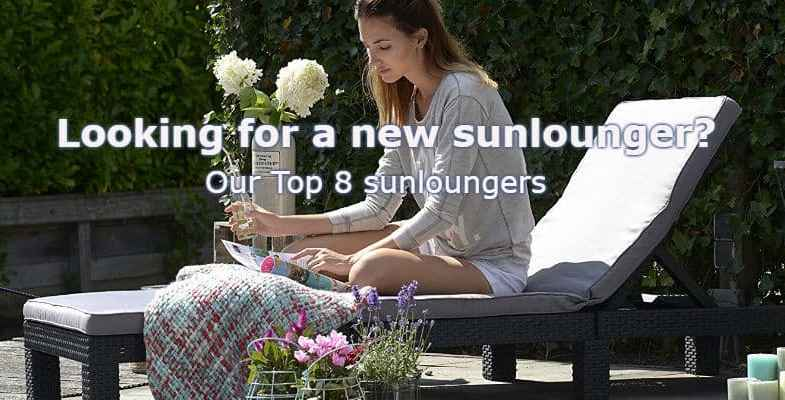 Top 9 Best Sun Loungers and reviews