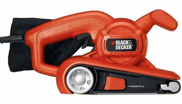 BLACK+DECKER KA86 Belt Sander Reviews