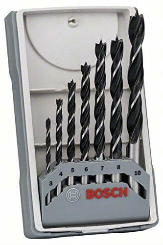 Bosch 2607017034 X-Pro Wood Drill Bit Set