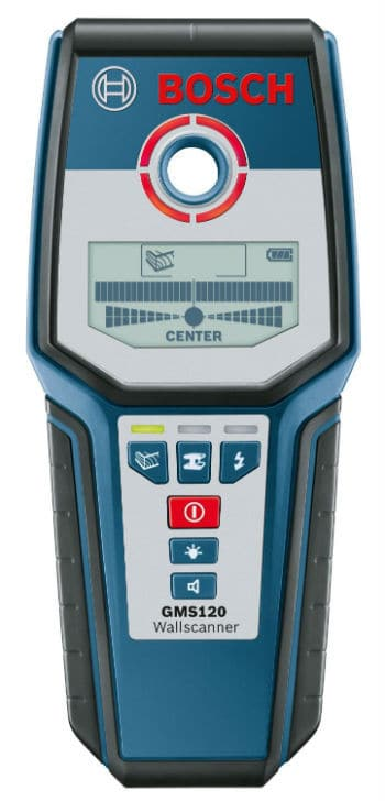 Bosch GMS120 Digital Multi-Scanner Review
