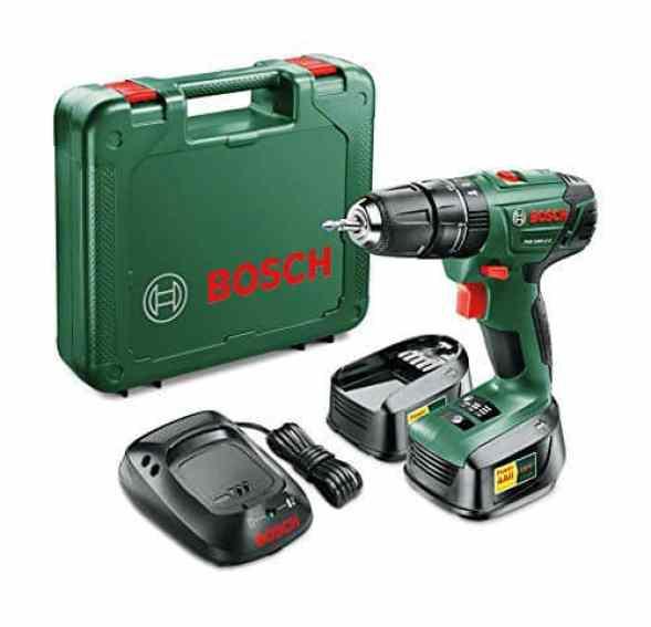 Bosch PSB 1800 LI-2 Cordless Combi Drill Review