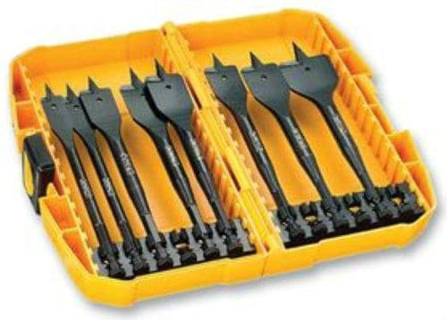 DeWalt DT7943BQZ Extreme Flatbit Tough Case Set Review