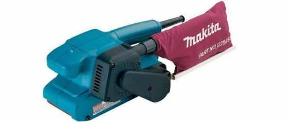 MAKITA 9911 75mm Belt Sander Review
