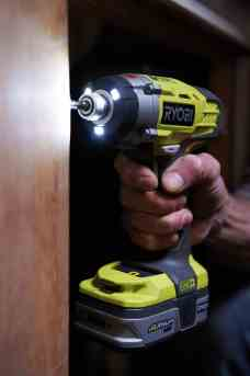 Our Best Pick - Ryobi One+ Impact Driver