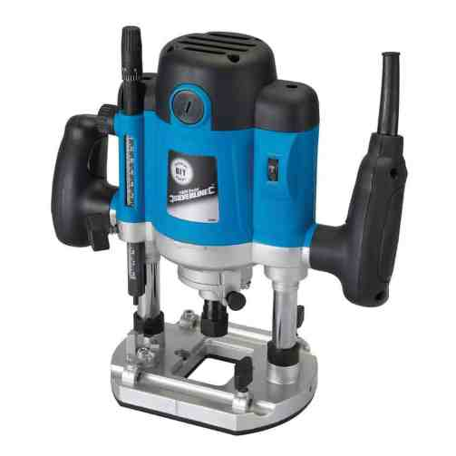 Silverline 264895 Plunge Router Review