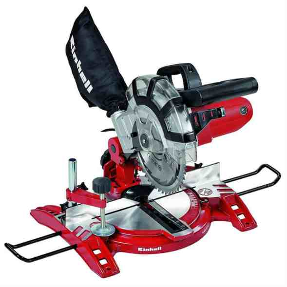 Einhell UK TC-MS 2112 1600 W Compound Mitre Saw Review