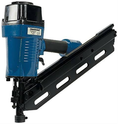 Silverline 282400 Air Framing Nailer Review