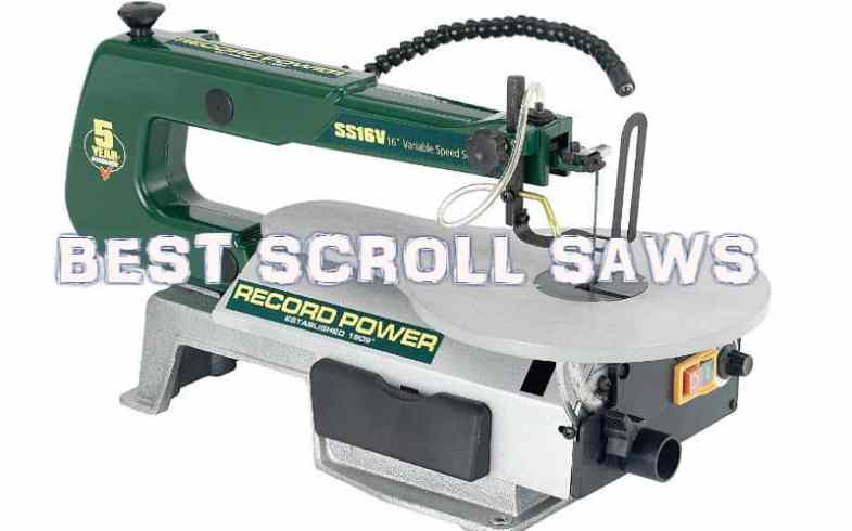 Top 6 Best Scroll Saws – Detailed Comparison and Detailed Reviews
