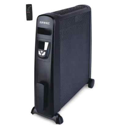 Duronic HV102 Black Digital Display Mica Panel 2.5KW Radiant Convector Heater Review