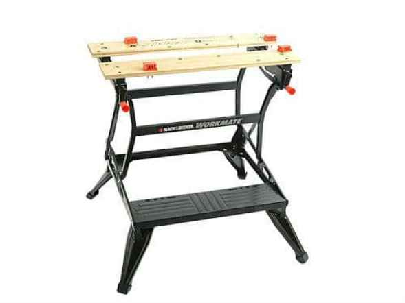 BLACK+DECKER WM626-XJ Dual Height Tough Workbench Review