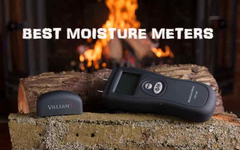 Top 5 Best Moisture Meter For Firewood & Other Materials