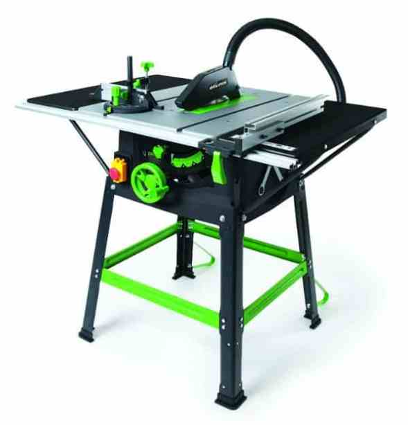 Best table saw reviews top 6 models for trade home use evolution fury5 s multi purpose table saw review greentooth Images