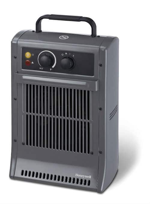 Honeywell Heavy Duty Garage Heater Review