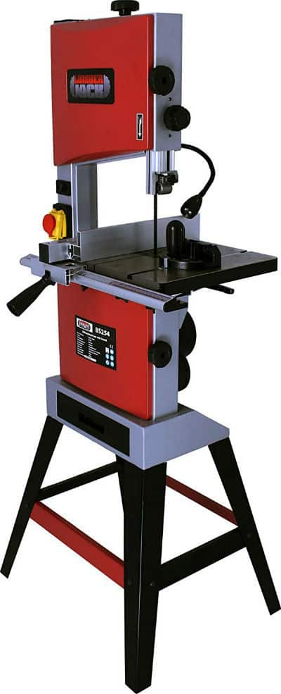 Lumberjack Band Saw BS254 Professional Review