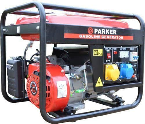 Parker 2.8KW 6.5HP DC Petrol Generator Review