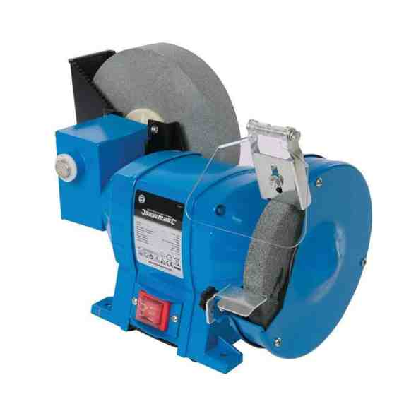 Silverline 544813 Wet and Dry Bench Grinder Review