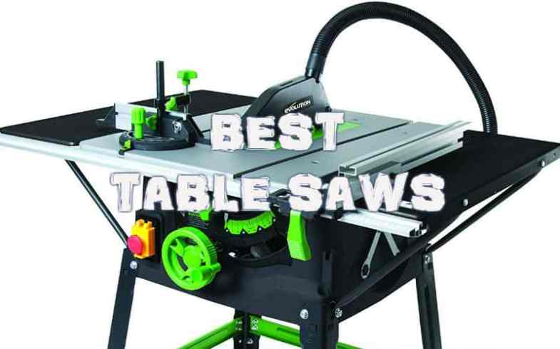 Best table saw reviews top 6 models for trade home use for Table 09 reviews
