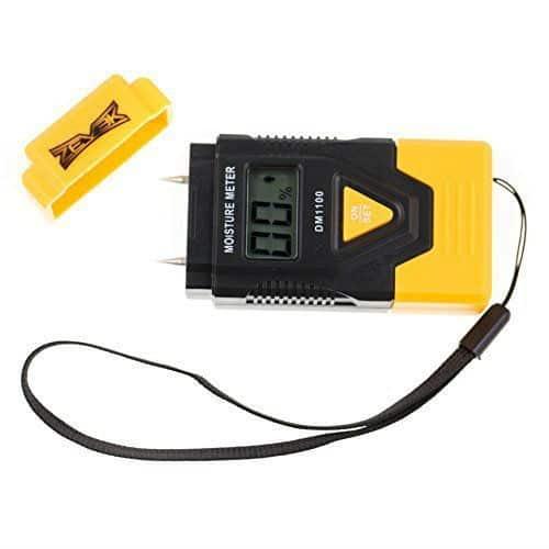 Zevek Digital Moisture Meter Review
