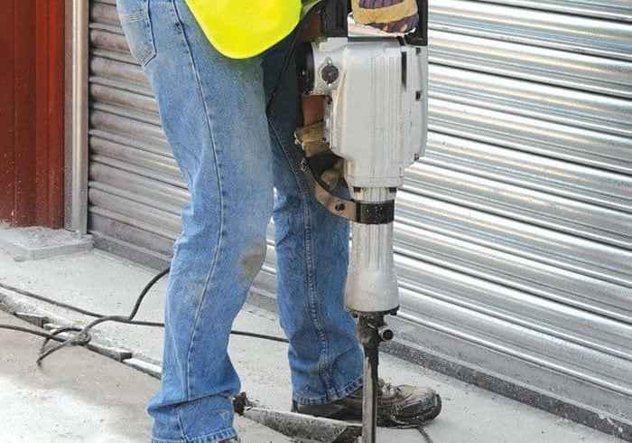 Best Concrete Breaker Review – Top 5 Electric & Petrol Models