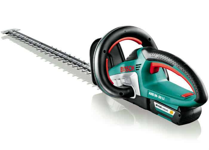 Bosch AHS 54-20 LI Cordless Hedge Cutter Review