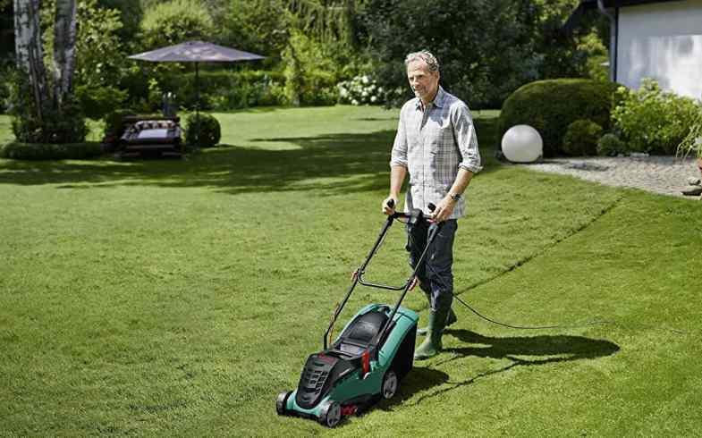 top 9 best electric lawn mowers comparison reviews. Black Bedroom Furniture Sets. Home Design Ideas
