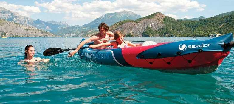 The Best Inflatable Kayak – Top 7 Models & Reviews