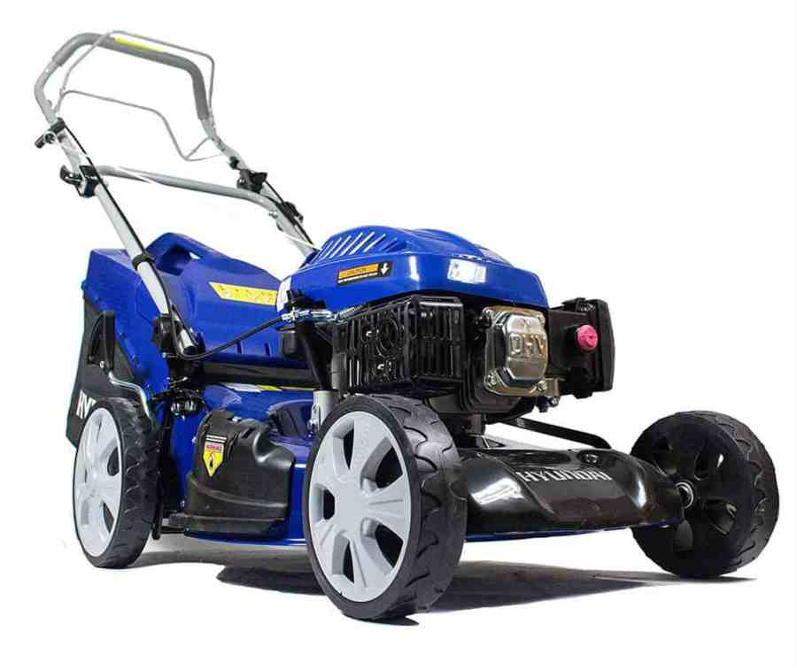 Hyundai HYM51SP 173 cc Petrol Self Propelled 4-in-1 Rotary Lawn Mower Review