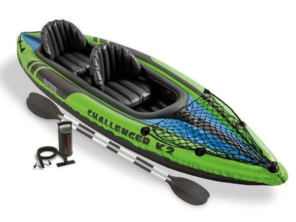 Intex Challenger K2 Kayak Review