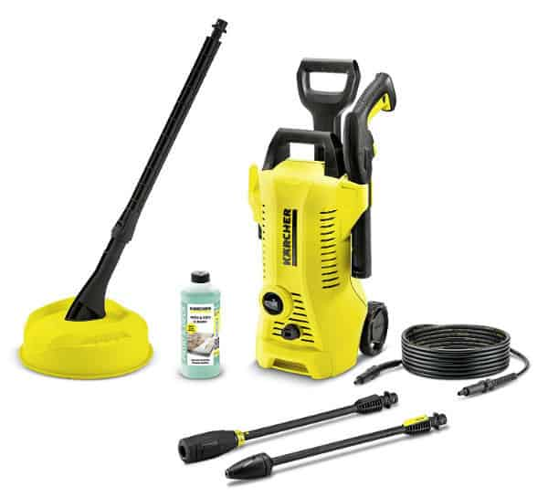 Kärcher K2 Full Control Home Pressure Washer Review