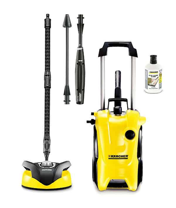 Kärcher K5 Compact Home High Pressure Washer with Home Kit Review