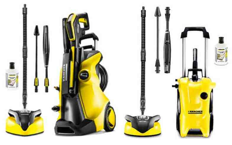 Karcher K5 Review – Full Control Model vs Compact K5