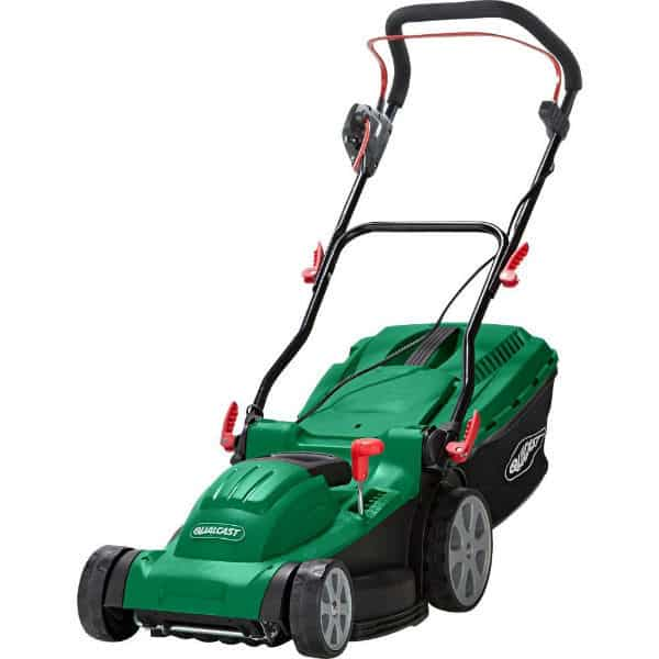 Qualcast 1600w Electric Rotary Lawnmower Review