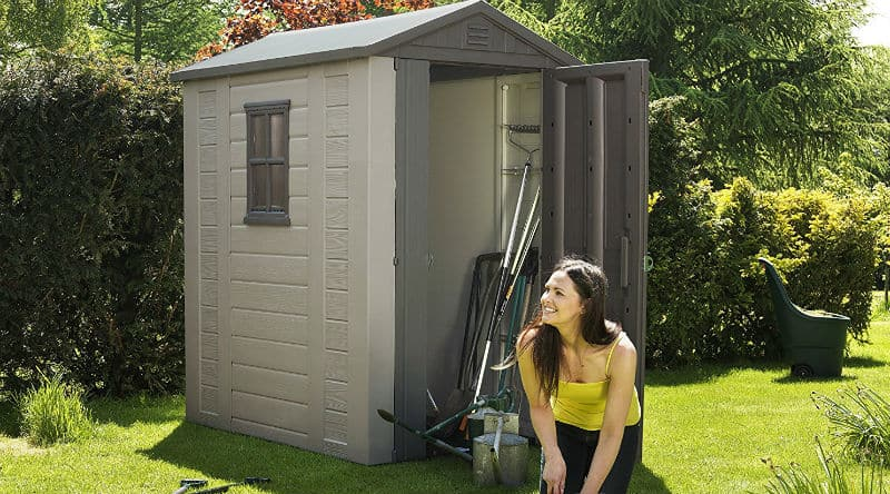 Captivating Best Garden Shed Reviews U2013 Plastic, Metal And Wooden Models Compared