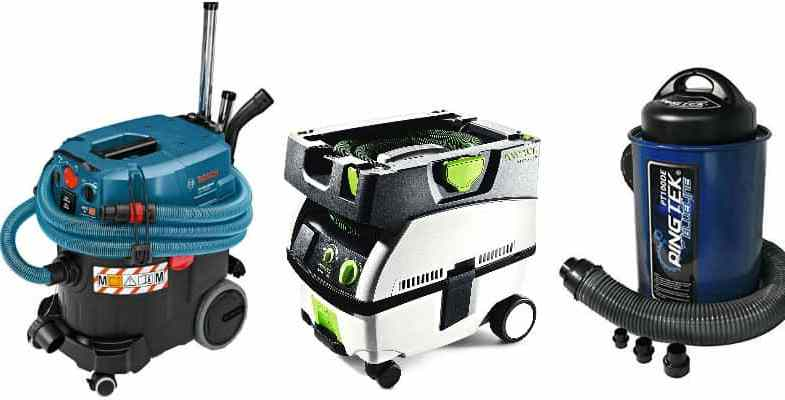 Best Dust Extractor For Workshops – Top 5 models for all power tools