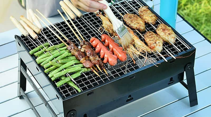 Charmant Best Portable BBQ U2013 Buyer Guide, Reviews U0026 Top 6 Barbecues