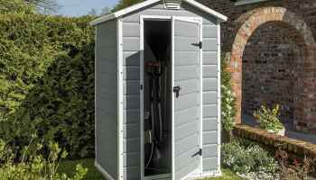 Best Garden Shed Reviews – Plastic, Metal and Wooden Models |