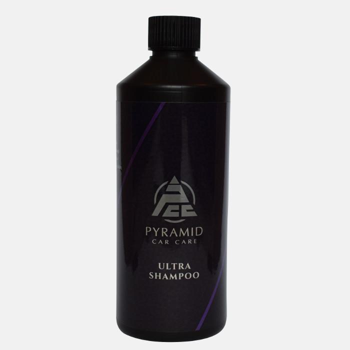 Ultra Shampoo - Pyramid Car Care - Car Detailing - GREY
