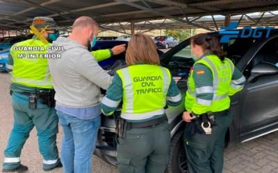 Carné de conducir: cae un grupo organizado que actuaba en toda España