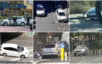 ¿Qué ciudades con radares activos te multan si superas los 30km/h?