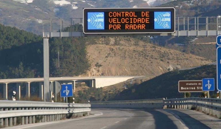 Los radares no acreditan la aplicación del margen de error