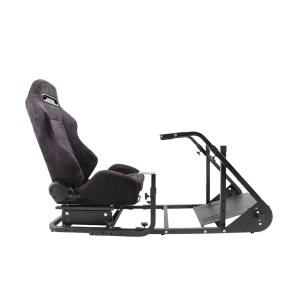 """Immagine del Sim Racing """"PY-Versione-GT"""" in posizione laterale"""