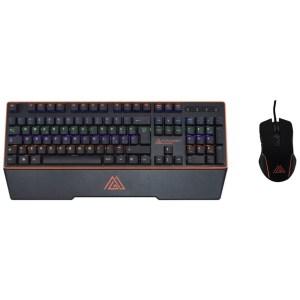 """Immagine del bundle starter che comprede la tastiera """"PG100PRO"""" e mouse """"PM640"""""""