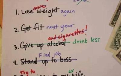 New Year's Resolutions with Heart, Soul and Hypnosis