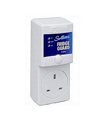 Electronics Fridge guard [tag]