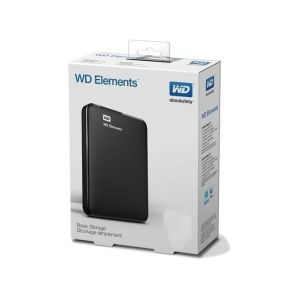 Computer Data Storage WD 500gb external hard disk [tag]