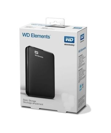 Computer Data Storage WD 500gb external hard disk [tag]